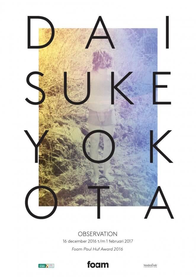 Daisuke Yokota Poster