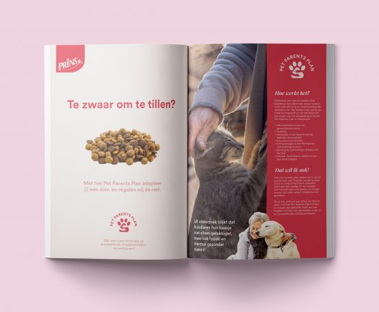 Prins Magazine Ad - Dayo Scholing